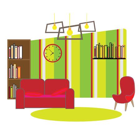 living room design: Home interior living room design
