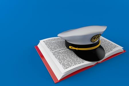 79 Illustration Captains Hat Stock Vector Illustration And Royalty ... 5bca511dd3b6