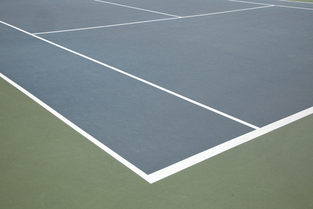sports backgrounds: Tennis court
