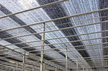 matiere plastique: Mati�re plastique m�me toit l'ombre d'une usine propagateur
