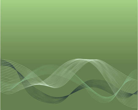drifts: Vector design of waveforms on green