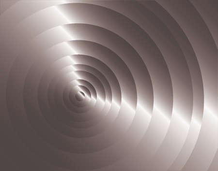 Vector background of metal discs Vector