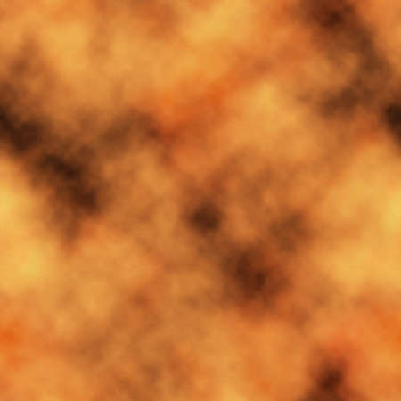 Seamless vector tile background of abstract yellow smoke made using a gradient mesh Stock Illustratie