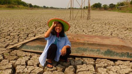 starvation: Fishermen amid drought