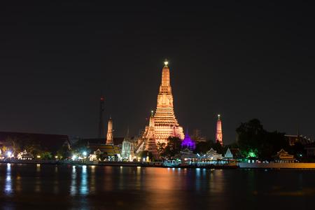 stupa one: phra prang wat arun Wat Arun Ratchawararam Temple of the Dawn is one of Bangkok