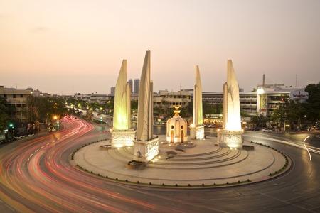 Democracy Monument Foto de archivo