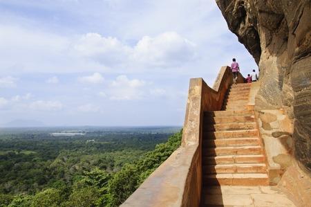 sigiriya: Sigiriya Is UNESCO Listed World Heritage Site In Sri Lanka