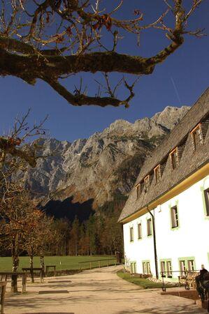 berchtesgaden: Lake Koenigsee, Berchtesgaden, Bavaria, Germany
