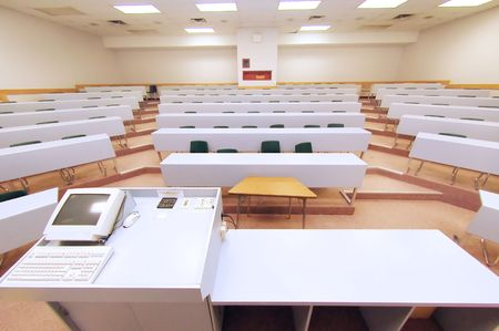 Lecture Hall Stock Photo - 809042