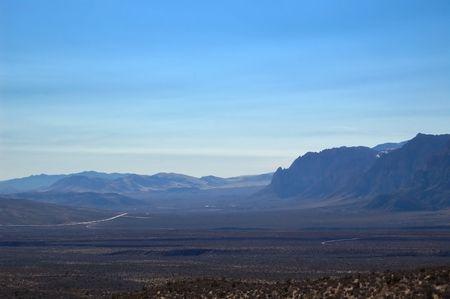 Desert to Mountain