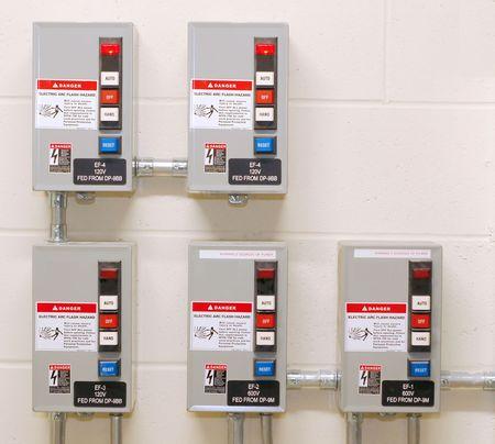 danger box: Energy regulation