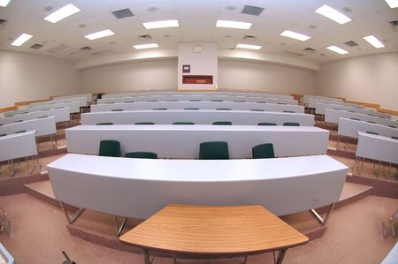 lecture hall Stock Photo - 809131