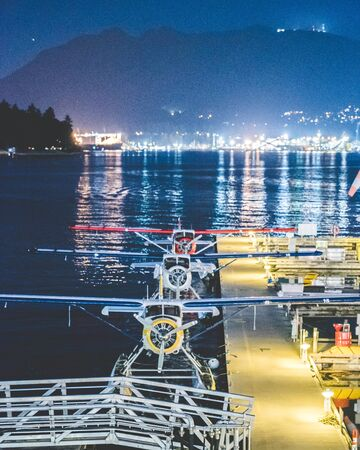 Seaplanes in Vancouver