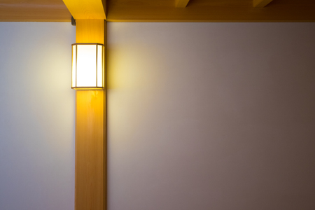 Wall lamp for the bedroom, indoor reading light.