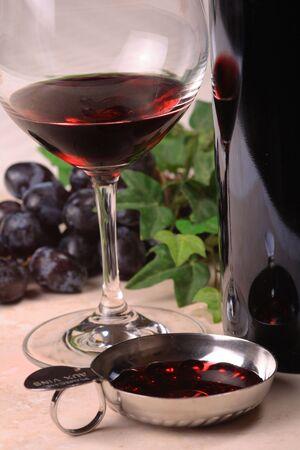 oenology: Wine tasting