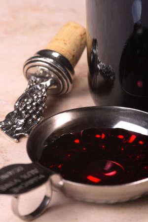 oenology: Wine tasting  Stock Photo