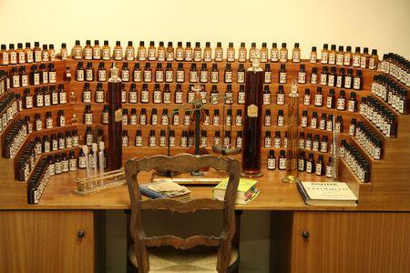 destilacion: creaci�n de perfumes
