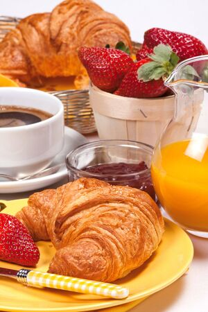 breakfast hotel: Continental breakfast