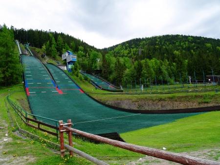threshold: Winter Sports facility