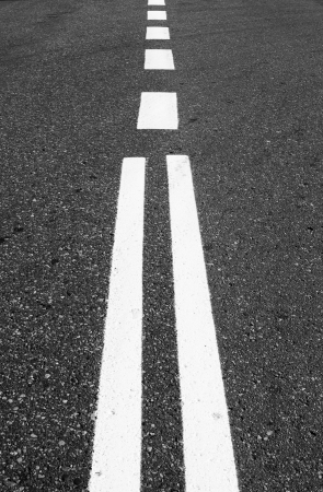 exceeded: The lines on the highway