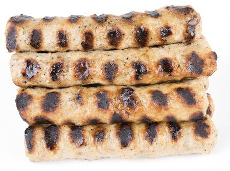 bulgarian: roasted Bulgarian meatballs