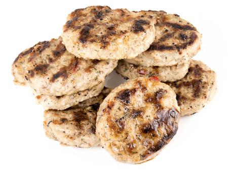bulgarian: roasted BBQ Bulgarian meat balls