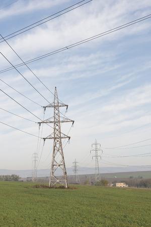 torres el�ctricas: torres el�ctricas de alta tensi�n