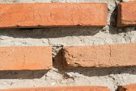 byzantium: Background of old vintage Byzantium brick wall