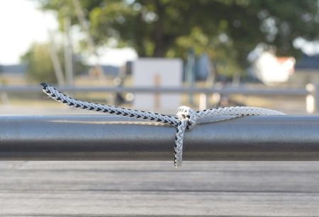 cordage: Bowline knot