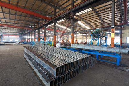 metallurgical: Steel production at the metallurgical plant
