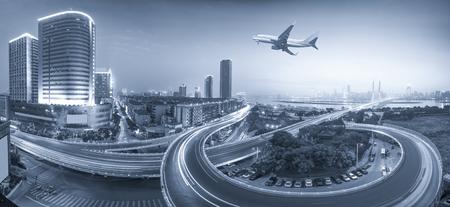 overpass: City overpass