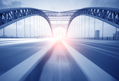 highroad: modern bridge