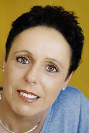 Pretty mature woman portrait Stock Photo - 3112403