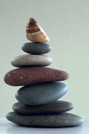 pebles: balanced pebles