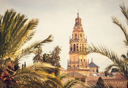 cordoba: Mosque Cathedral of Cordoba,Spain.
