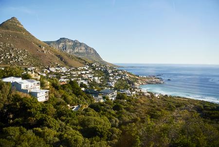 Table Mountain National Park, previously known as the Cape Peninsula National Park, is a national park in Cape Town, South Africa Banque d'images - 103098885