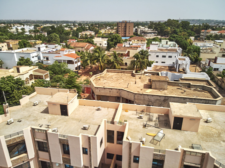Bamako is the capital and largest city of Mali. Banque d'images - 106000104
