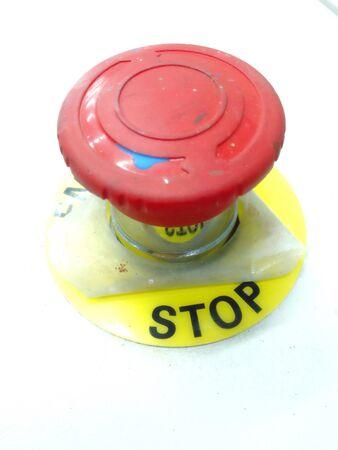 bottom: Stop bottom for a machine
