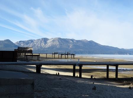 tahoe: Lake Tahoe Stock Photo