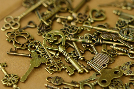 Key to success, Ancient keys.
