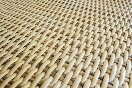 Wood background, Texture bamboo weave.