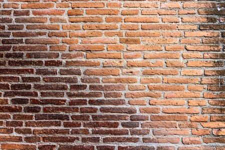 Brick wall texture background. Imagens