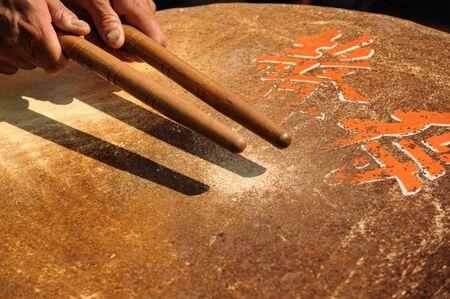 drumming: Hands drumming