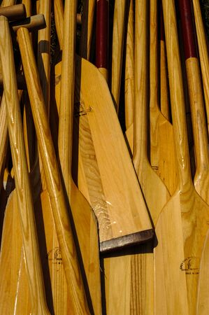 Collection of Paddles
