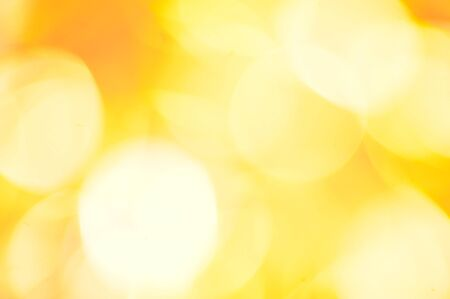 easy going: Yellow Bokeh