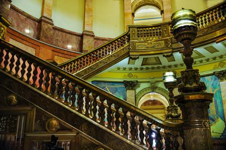 legislator: Stairwell