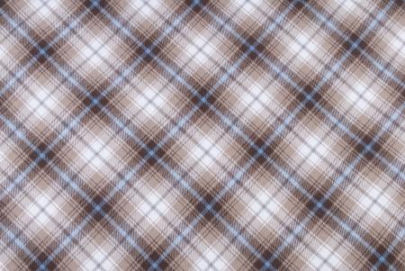 Plaid Flannel Cloth Background photo
