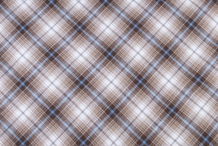 Plaid Flannel Cloth Background