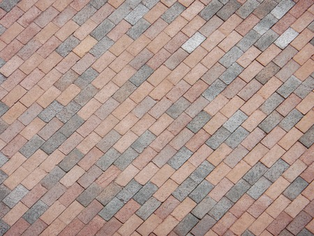 Multi Hue Brick Pattern for Background or Wallpaper photo