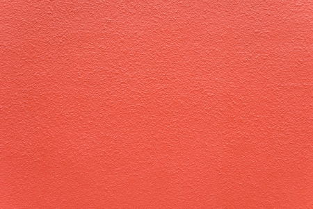 Red Color Textured Wall as a Background Stock Photo